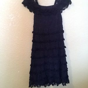 Boston proper lace dress